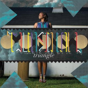 Muhsinah - The Oscillations: Triangle - 2009