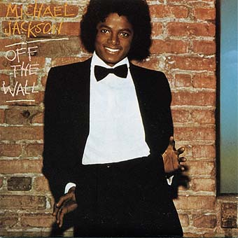 OFF THE WALL-Michael Jackson