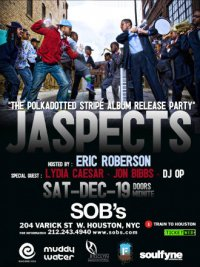 Jaspects at SOBs