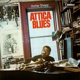 Archie Shepp - A Blues for George Jackson