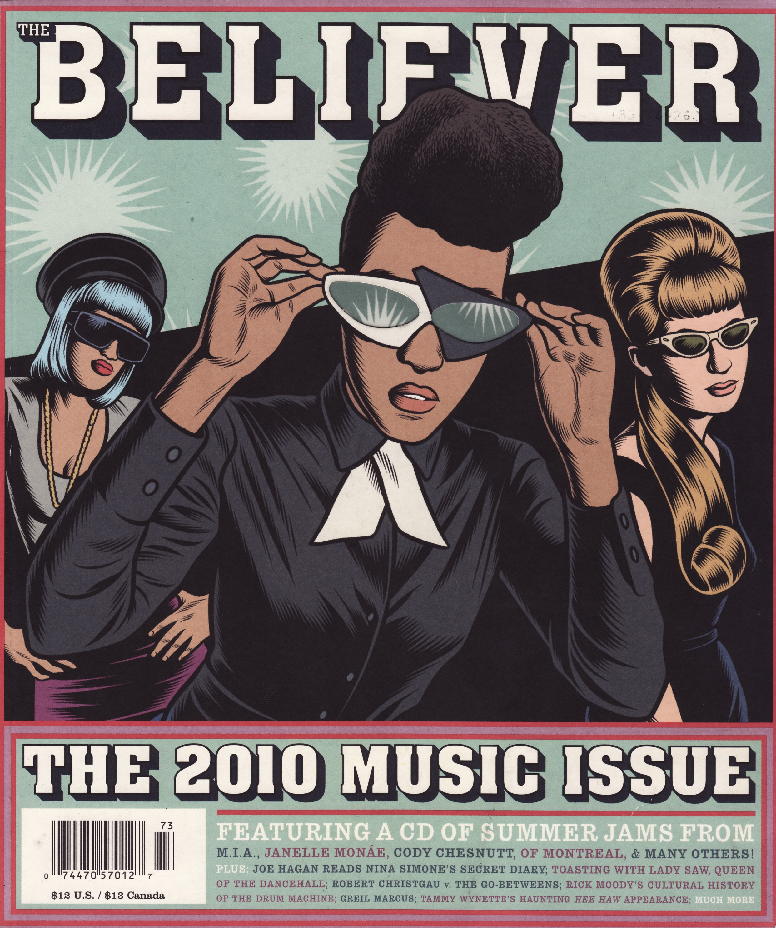 DJ the Believer volume 2 music album