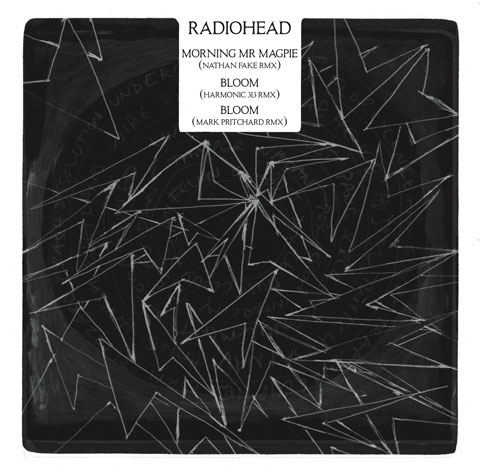 Mark Pritchard and Nathan Fake Remixes of Radiohead