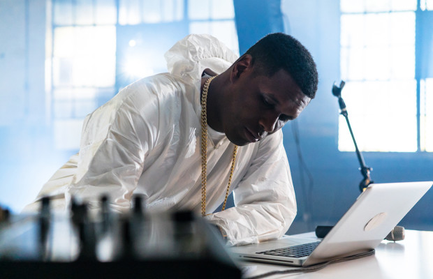 Jay Electronica Music in Motion