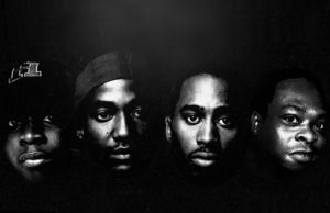 A Tribe Called Quest - Phife, Q-Tip, Ali Shaheed Muhammed, Jarobi