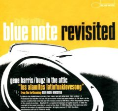 Blue Note Revisited: Gene Harris/Bugz in the Attic