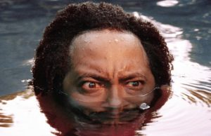 Cover art for Thundercat's forthcoming Drunk album